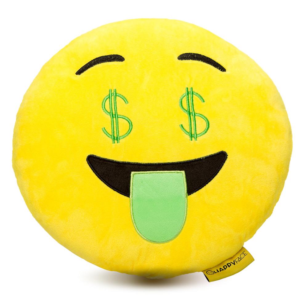 Dollár emoji párna  7f03554f44
