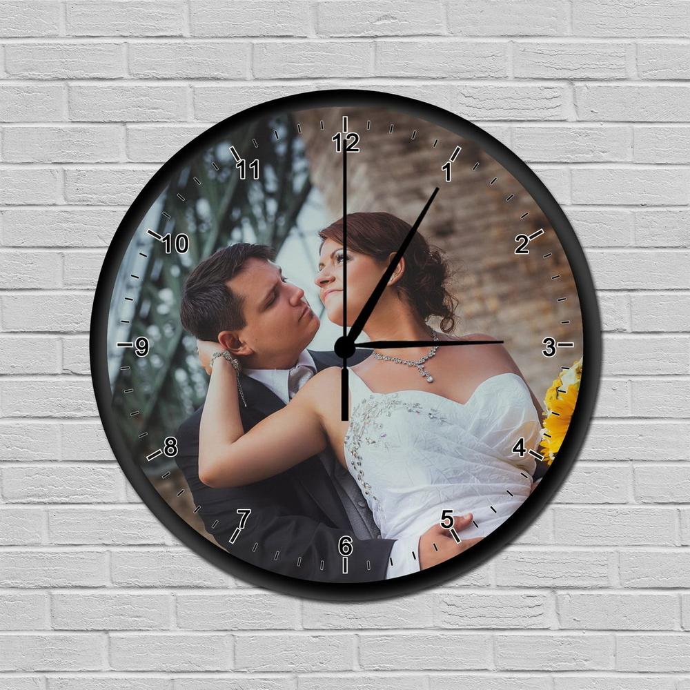 Fényképes óra