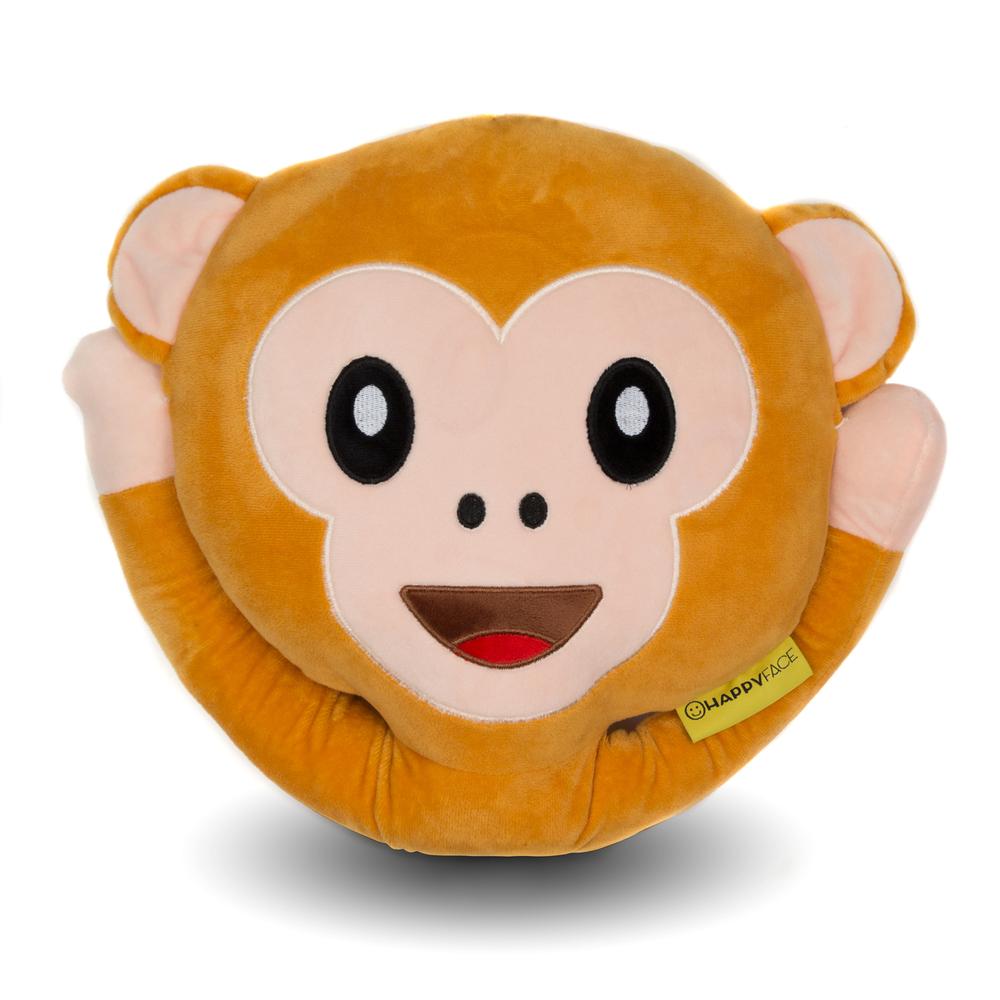 Majom emoji párna  ebab15d93c