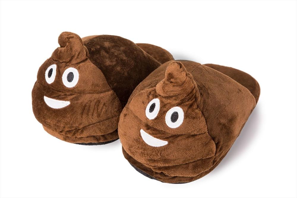 Kaki papucs emoji (felnőtt)  35d0e09c06