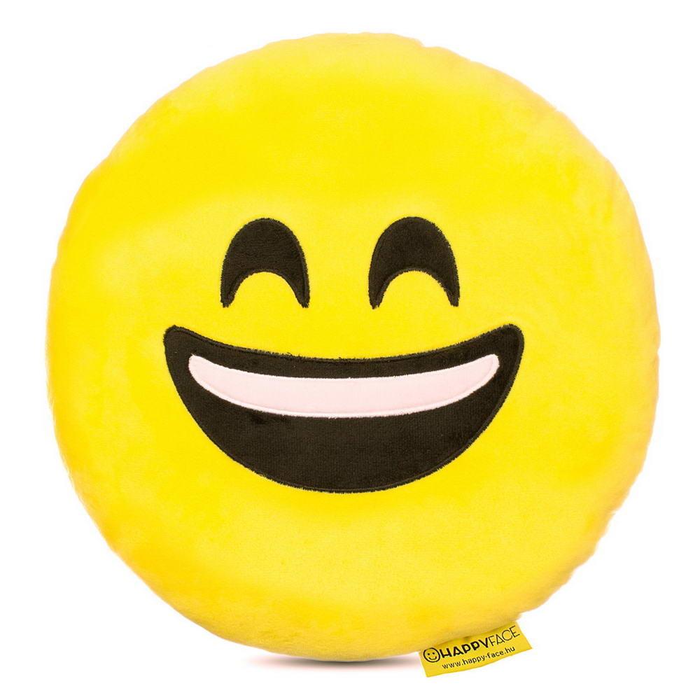 Nevetős emoji párna  2c5c838b35