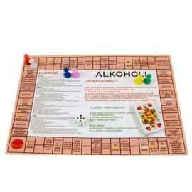 Társasjáték - Alkoholi