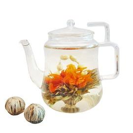 Tündérliliom virágzó tea