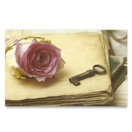 Üdvözlőlap rózsa