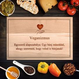 Veganizmus Vágódeszka