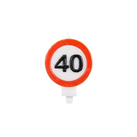 Sebességkorlátozós gyertya 40