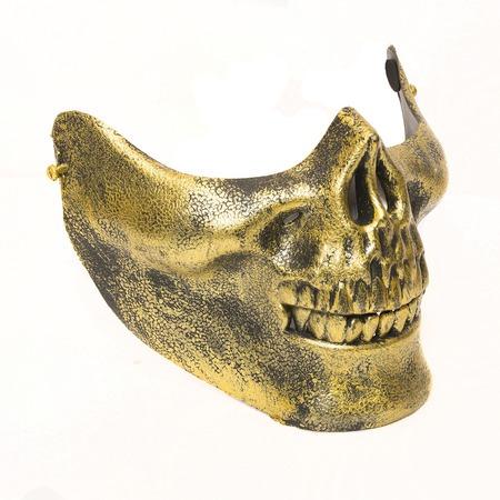 Horror álarc - 3/4 csontváz
