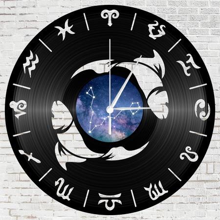 Bakelit falióra - Horoszkóp Halak