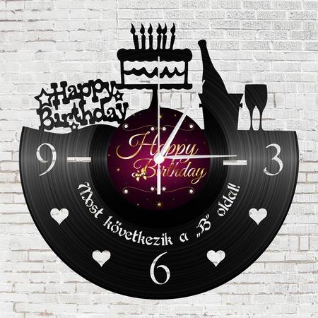 Bakelit óra - Születésnapra