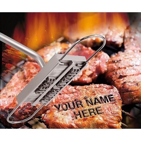 BBQ billog - grill szett