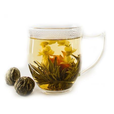 Boldogság virágzó tea