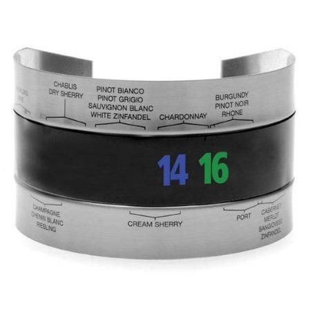 Borhőmérő gyűrű