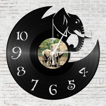 Bakelit óra - Elefánt