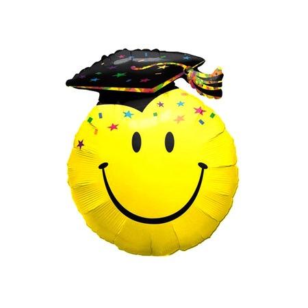 Ballagási ballon fólia lufi