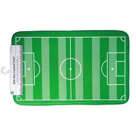 Fürdőszoba szőnyeg - focipálya