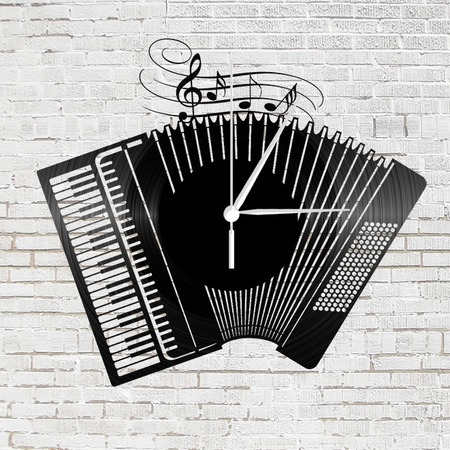 Bakelit falióra - harmónika