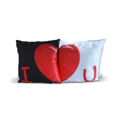I love you dupla párnahuzat szerelmeseknek