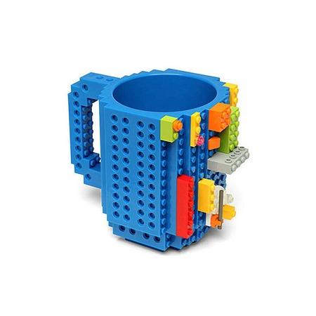 Lego bögre - kék