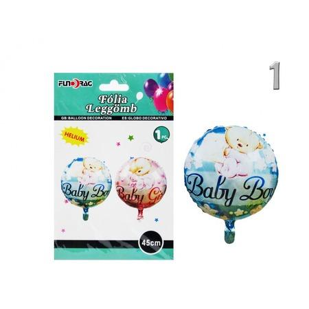Baby fólia lufi - Boy