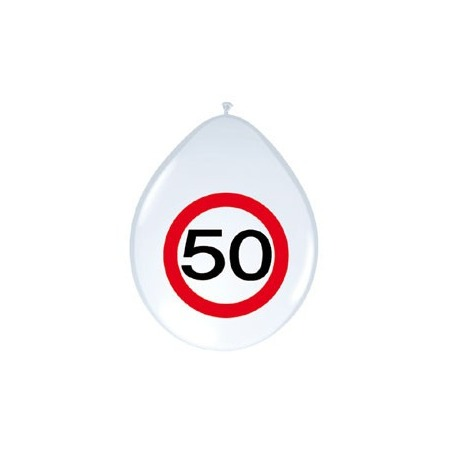 Sebességkorlátozó lufi - 50