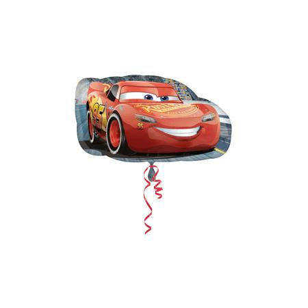 Verdák Villám McQueen fólia lufi