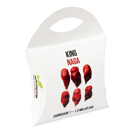King Naga chili paprika magok díszdobozban