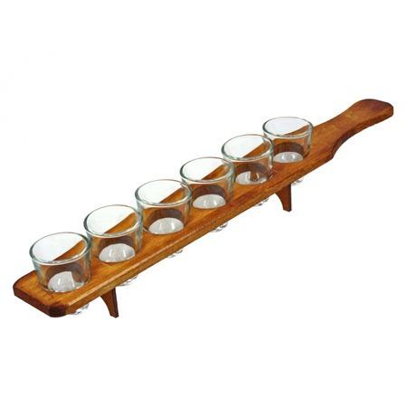 Nyeles pohár kínáló
