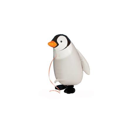 Sétáló lufi - pingvin