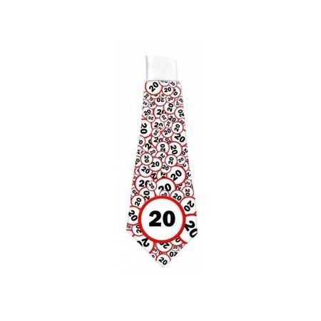 Sebességkorlátozó nyakkendő - 20