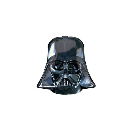 Darth Vader sisak fólia lufi - 63 cm