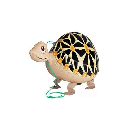 Sétáló lufi - teknős
