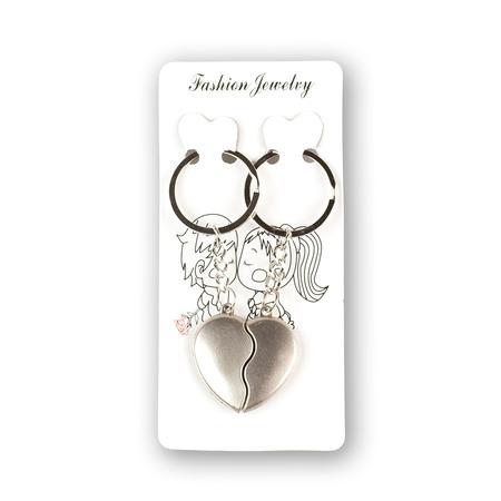 Kulcstartó szív alakú