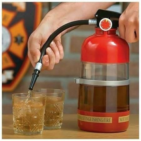 Tűzoltó italadagoló