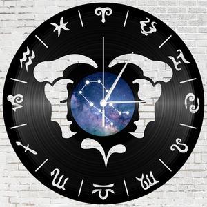 Bakelit falióra - Horoszkóp Ikrek