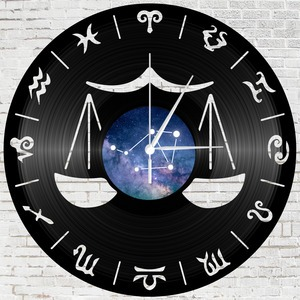 Bakelit falióra - Horoszkóp Mérleg