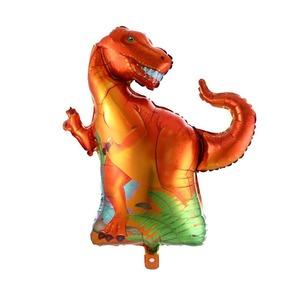 Dinoszaurusz T-Rex Fólia lufi héliumhoz