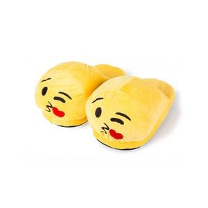 Emoji papucs - Csókos (gyerek)