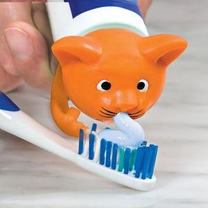 Fogkrém kupak - cica