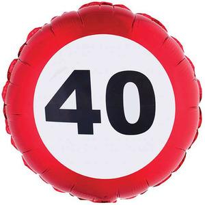 Fólia lufi sebességkorlátozó 40