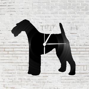 Bakelit falióra - Fox terrier