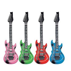Felfújható gitár