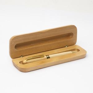 Gravírozható fadobozos toll
