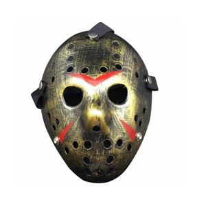Jason Vorhees Péntek 13 maszk - arany