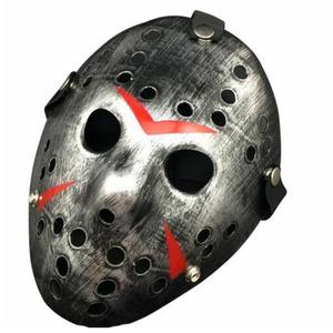 Jason Vorhees Péntek 13 maszk - szürke