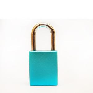 Szerelem lakat - Kék - gravírozható