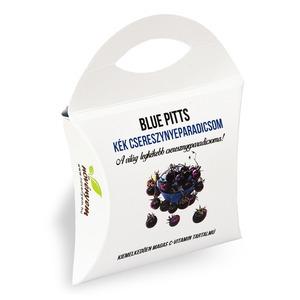 Kék csereszeparadicsom magok díszdobozban