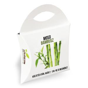 Moso bambusz magok díszdobozban