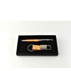 Parafa irodai ajándék szett toll+kulcstartó
