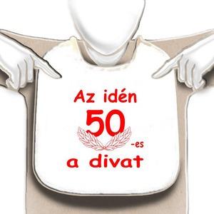 Pártedli - 50-es a divat