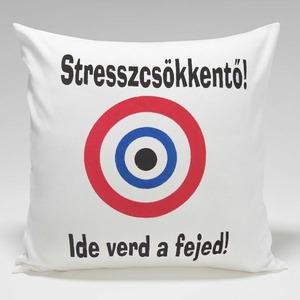 Stressz párna